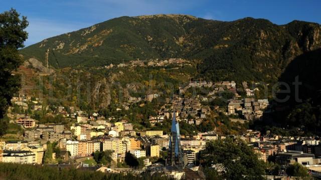 Les Escaldes, Andorra
