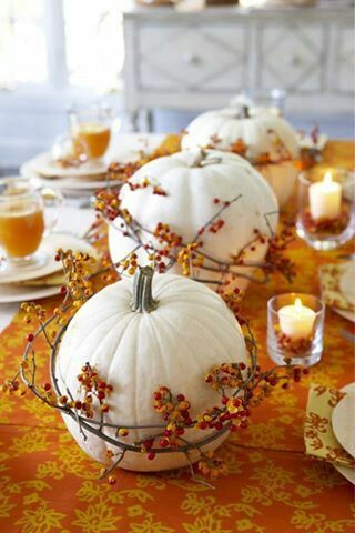 Fall decoration inspiration