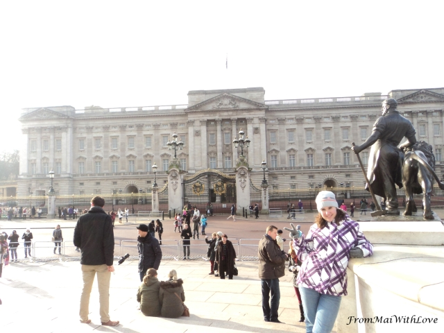 Me Buckingham Palace London