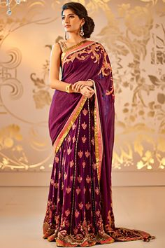 Indian wedding sari