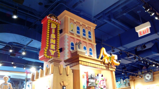 Disney Store in Chicago