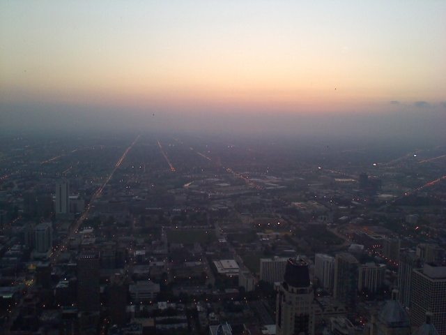 View from Hancock Building