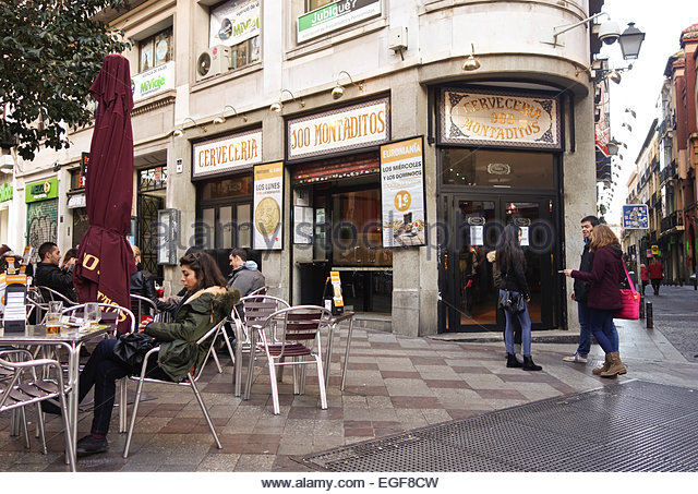 visiting madrid the city that never sleeps Day package visiting madrid, seville, badajoz, marrakech, rabat and beyond  the 'spanish broadway' and the street that never sleeps plaza  port city on.