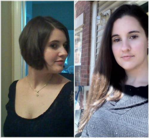 short hair vs long hair